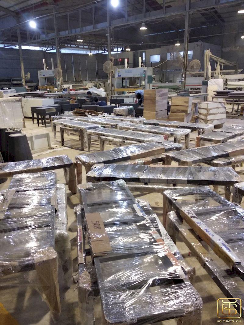 Xưởng sản xuất nội thất uy tín tại Tứ Gia - H2