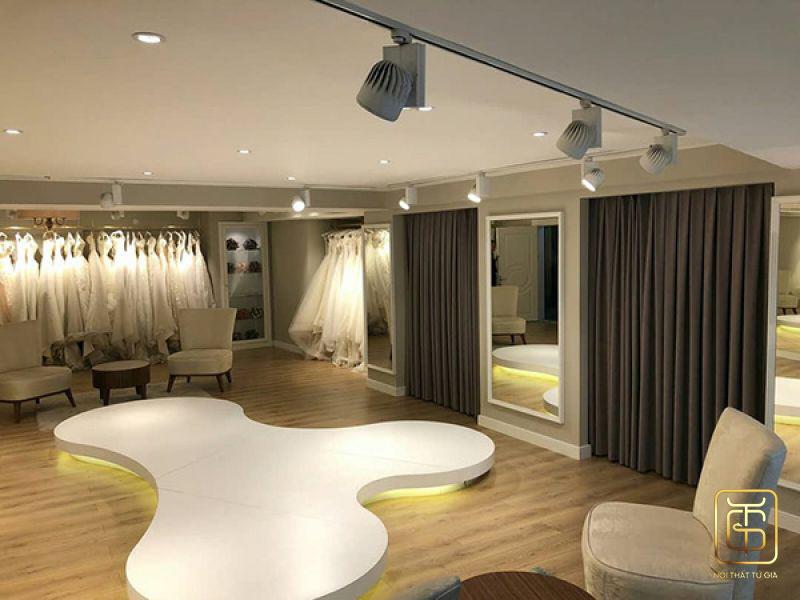 tư vấn thiết kế showroom nội thất