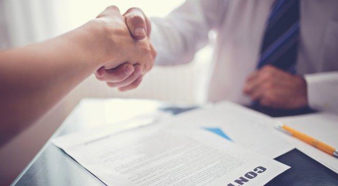 ký kết hợp đồng thi công