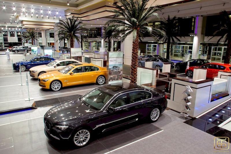 Thiết kế showroom ô tô đẹp - thu hút khách hàng hiệu quả - View 2