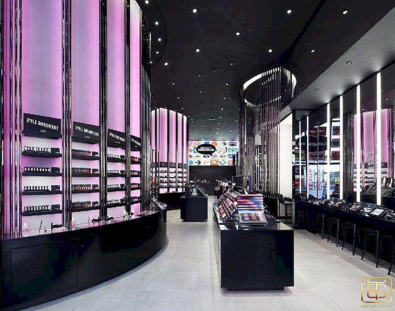 Thiết kế nội thất Showroom mang đến không gian trưng bày sản phẩm hiệu quả nhất.